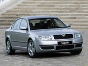 Skoda Superb Поколение I Седан