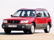 Subaru Forester Поколение I Универсал