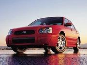 Subaru Impreza Поколение II Рестайлинг Седан