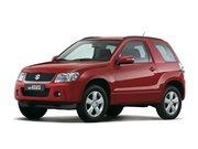 Suzuki Grand Vitara Поколение III Рестайлинг Внедорожник 3 дв.
