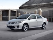 Toyota Corolla Поколение X Рестайлинг Седан