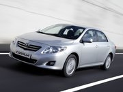 Toyota Corolla Поколение X Седан
