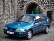 Toyota Corolla Поколение VII Хэтчбек