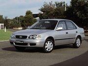 Toyota Corolla Поколение VIII Рестайлинг Седан