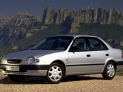 Toyota Corolla Поколение VIII Седан
