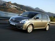 Toyota Corolla Verso Поколение I Рестайлинг Компактвэн