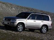 Toyota Land Cruiser Поколение 100 Рестайлинг Внедорожник