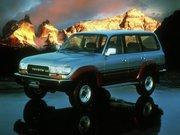 Toyota Land Cruiser Поколение 80 Внедорожник