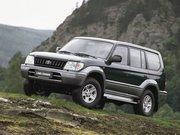 Toyota Land Cruiser Prado Поколение 90 Внедорожник
