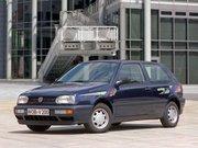 Volkswagen Golf Поколение III Хэтчбек 3 дв.
