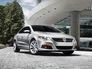 Volkswagen Passat CC Поколение I Седан