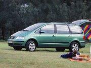 Volkswagen Sharan Поколение I Рестайлинг Минивэн