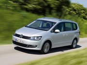 Volkswagen Sharan Поколение II Минивэн