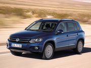 Volkswagen Tiguan Поколение I Рестайлинг Внедорожник