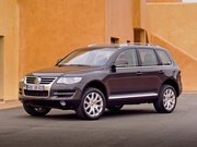 Volkswagen Touareg Поколение I Рестайлинг Внедорожник