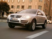 Volkswagen Touareg I Внедорожник