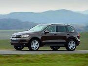 Volkswagen Touareg Поколение II Внедорожник